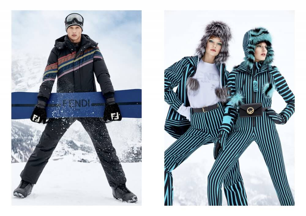 FENDI LOOK BOOK Leisurewear FW 18-19 2
