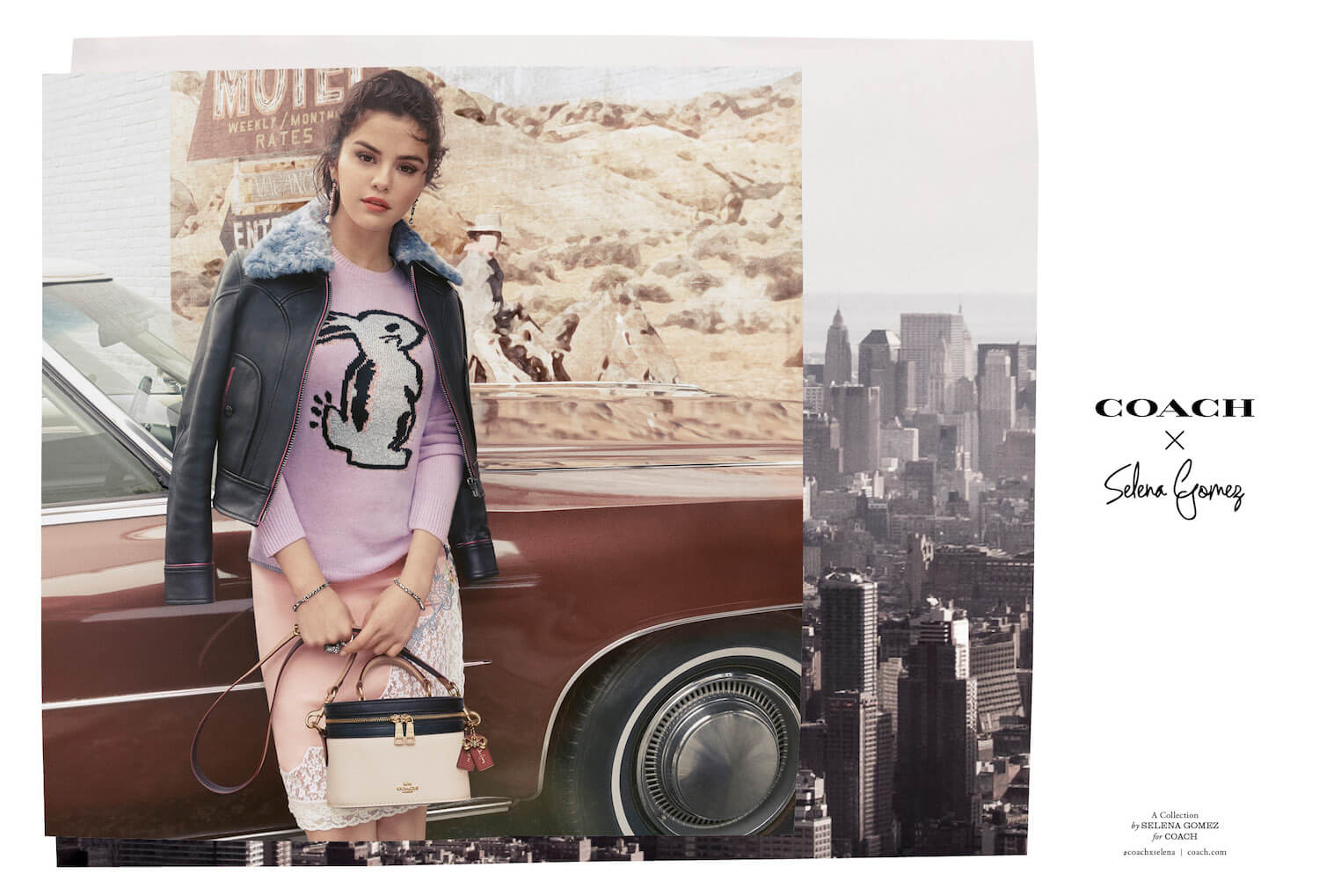 The New Coach x Selena Gomez Collab is Finally Here  984fced464f33