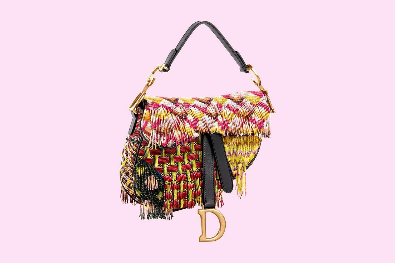 Dior-Saddle-beaded