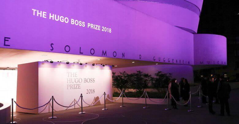 Hugo Boss Prize 2018 : Artists Dinner at the Guggenheim Museum