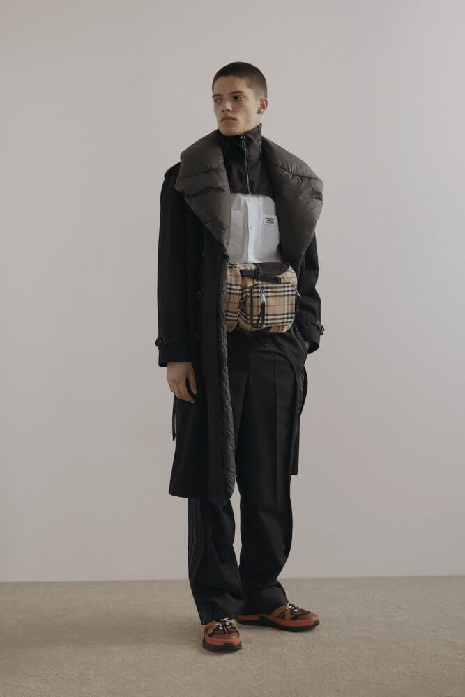 Burberry Autumn_Winter 2019 Pre-Collection MW Look 4