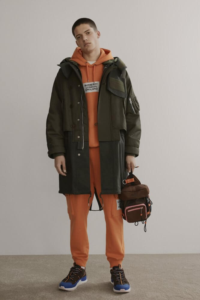 Burberry Autumn_Winter 2019 Pre-Collection MW Look 7