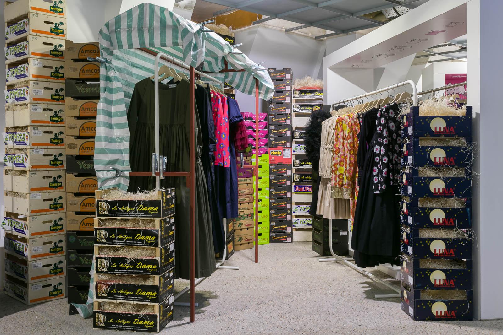 Dover Street Market SS19 - Third Floor - Molly Goddard