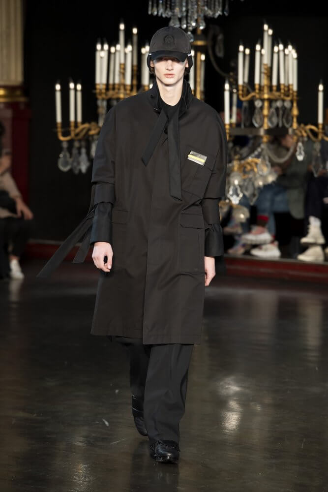 Wooyoungmi FW19-1a