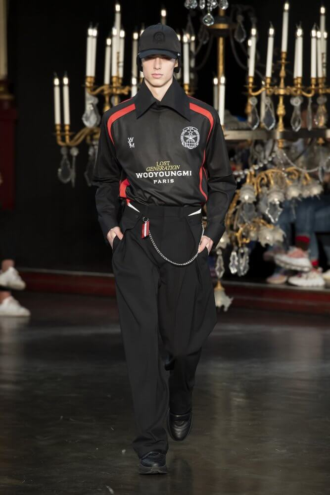 Wooyoungmi FW19-30