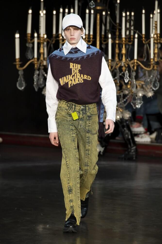 Wooyoungmi FW19-35