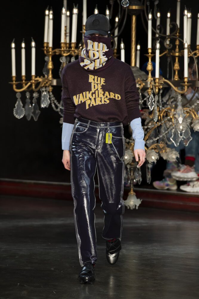 Wooyoungmi FW19-36