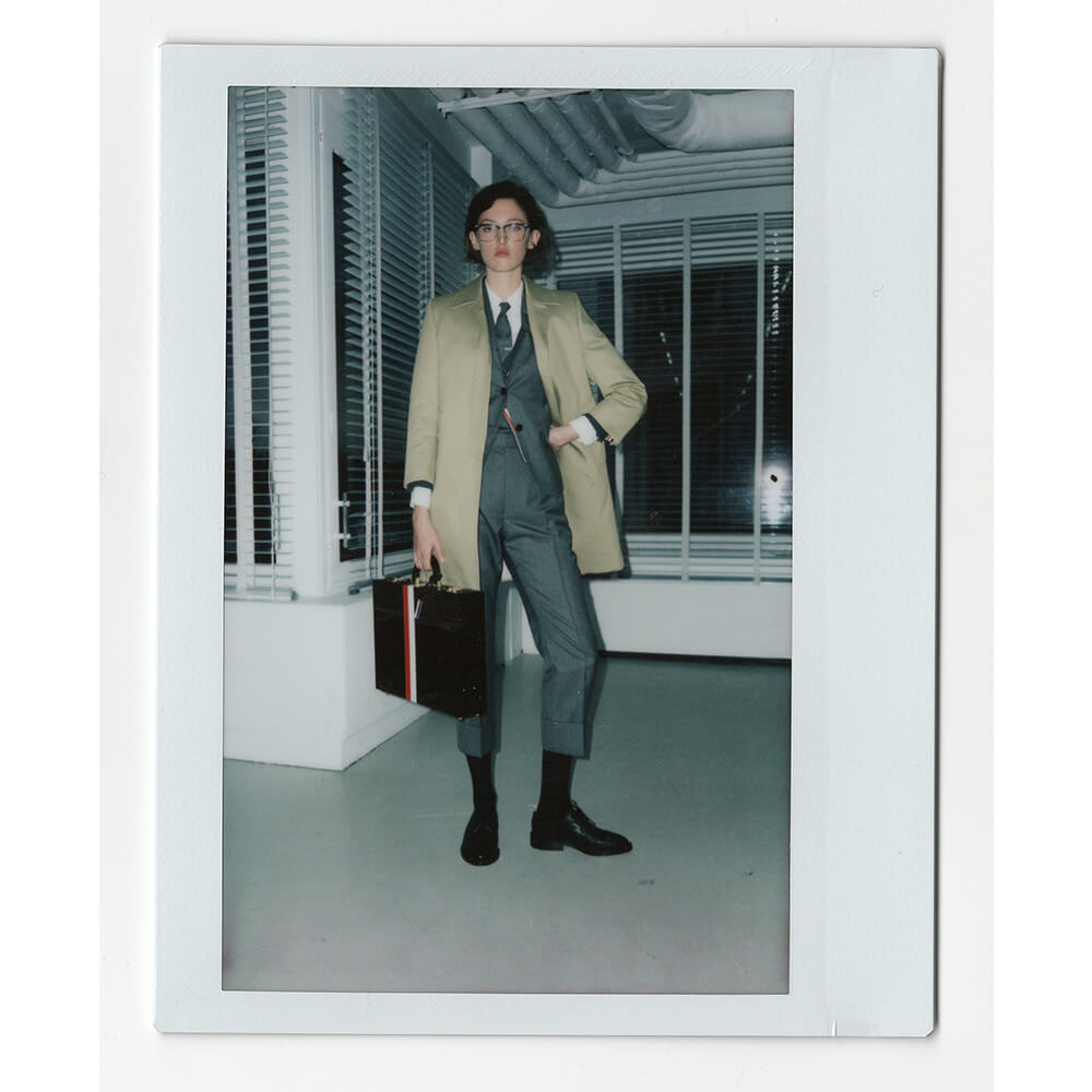 7b7d3e9ed61a Thom Browne s Office Hours  Take A Look at Exclusive Images from the AW19  Fittings