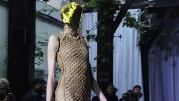 The Artist is Absent, a short film on Martin Margiela.