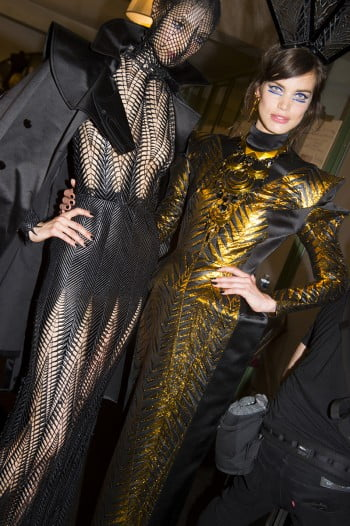 Jean Paul Gaultier Haute Couture AW15 Fashion Show