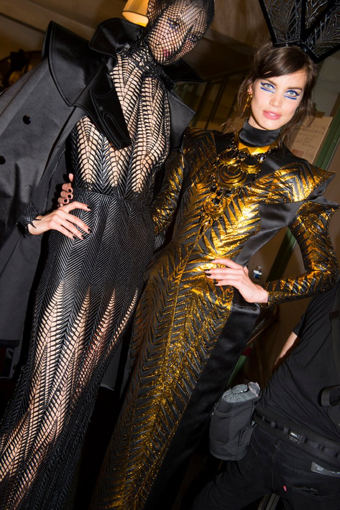 Jean Paul Gaultier Haute Couture AW15 Fashion Show