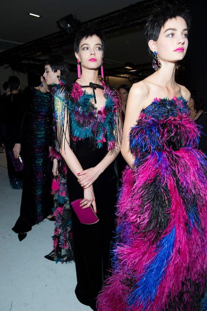 Armani Prive - Haute Couture AW15 Fashion Show