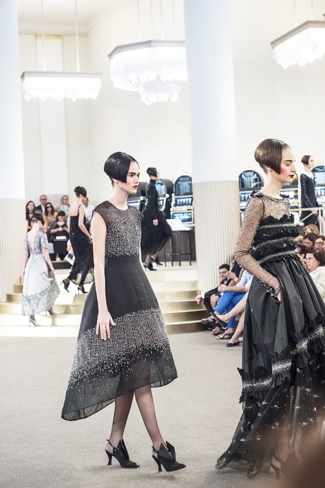 Chanel - Haute Couture AW15 Fashion Show