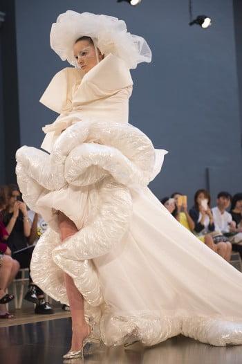 Maison Margiela AW15 Haute Couture Show