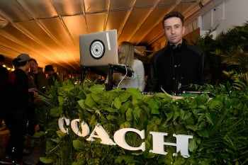 Stuart Vevers Hosts The X Coach Launch Party At Selfridges