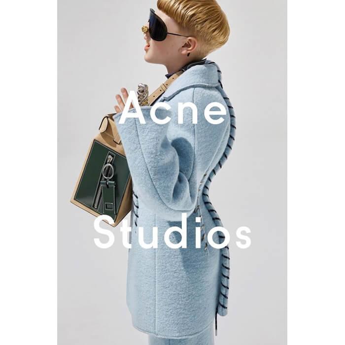 Acne Studios: Campaign AW15