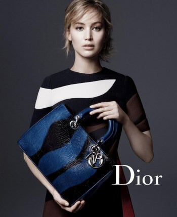 Behind-The-Scenes: Jennifer Lawrence for Dior