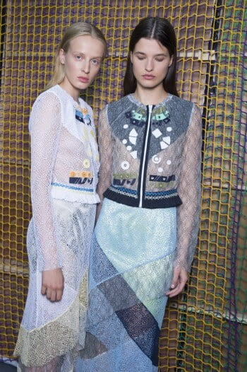 Peter Pilotto Ready To Wear Fashion Show SS16