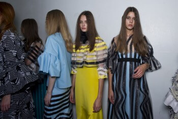 Roksanda: Ready-To-Wear SS16 Fashion Show