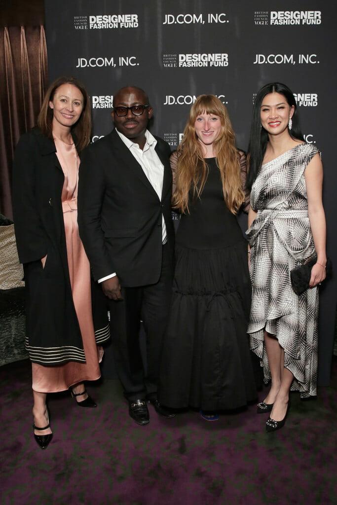 Molly Goddard Receives Bfc Vogue Designer Fashion Fund 10 Magazine10 Magazine