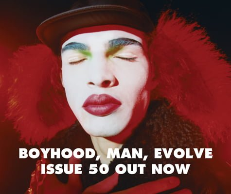 Welcome Issue 50 of 10 Men
