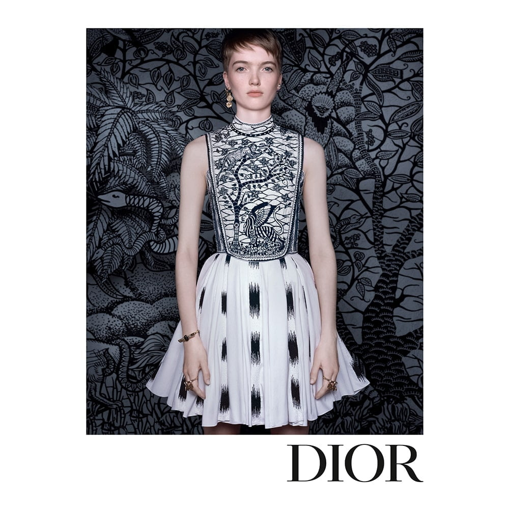 Cruise Wear 2020.Dior S Cruise 2020 Campaign Is An All Blue Celebration Of A