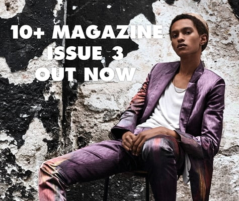 10 Plus Magazine Zegna