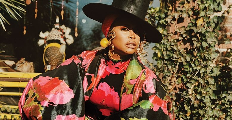 Ten Meets Erykah Badu, The Cover Star of Issue 64 Celebrating 20 Years of 10 Magazine - 10 Magazine