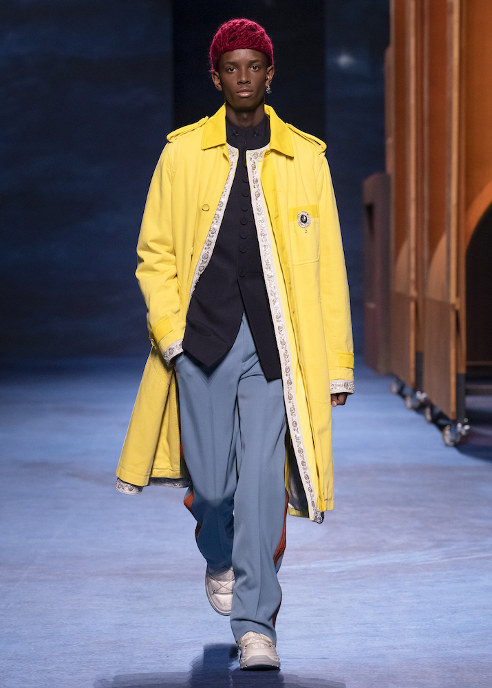 Dior: Menswear AW21