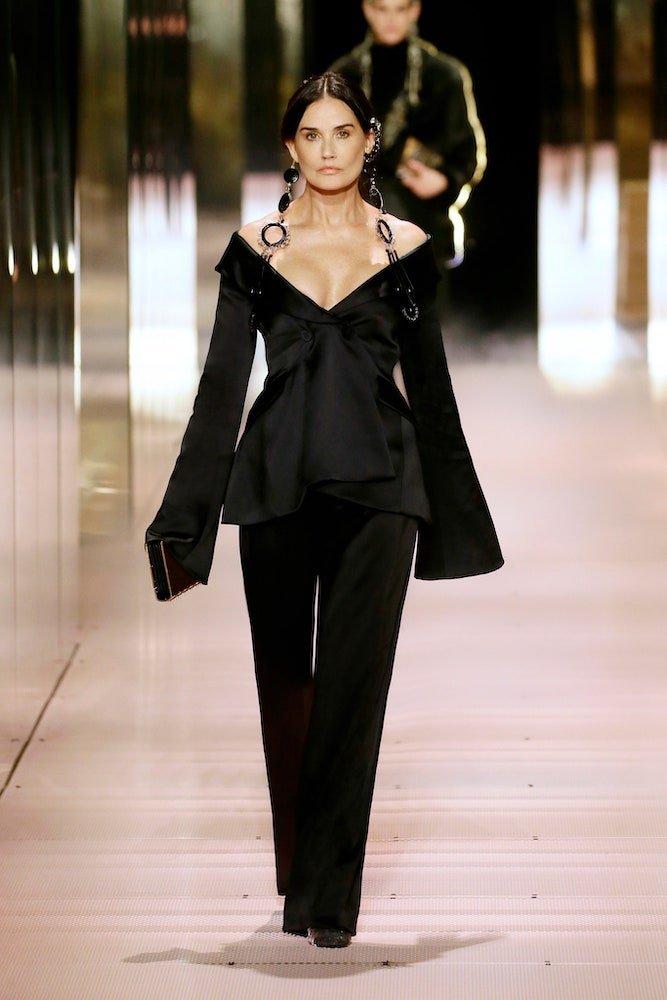 Fendi: Couture SS21