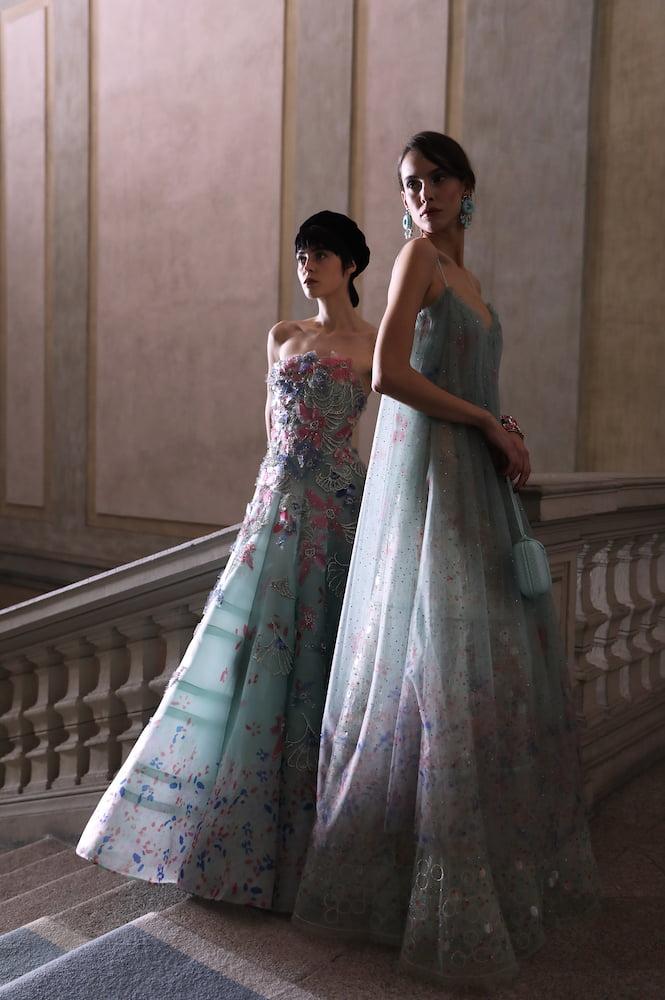 Giorgio Armani Privé: Couture SS21