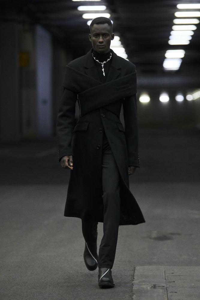 GmbH: Menswear AW21