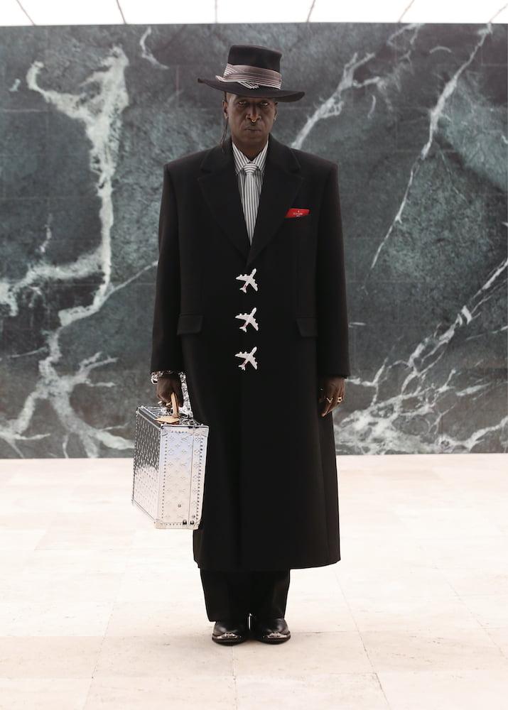Louis Vuitton: Menswear AW21