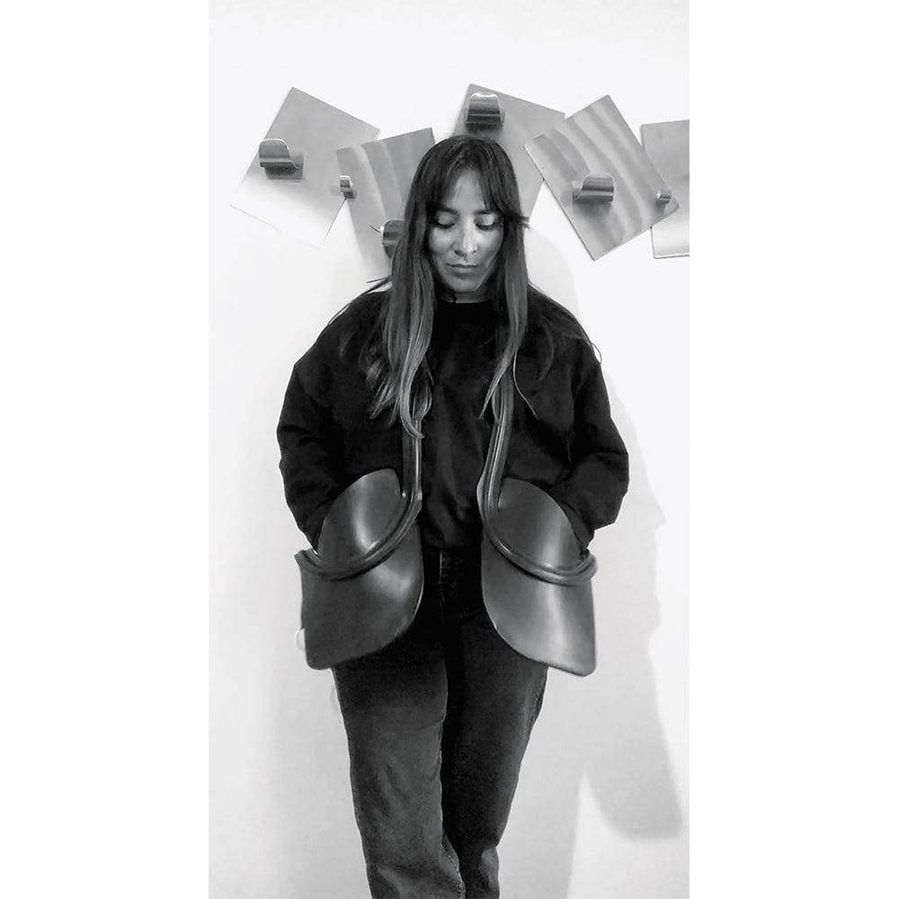 RCA Grad Isabel De La Roche is one of Sarah Mower's Six Designers to Watch