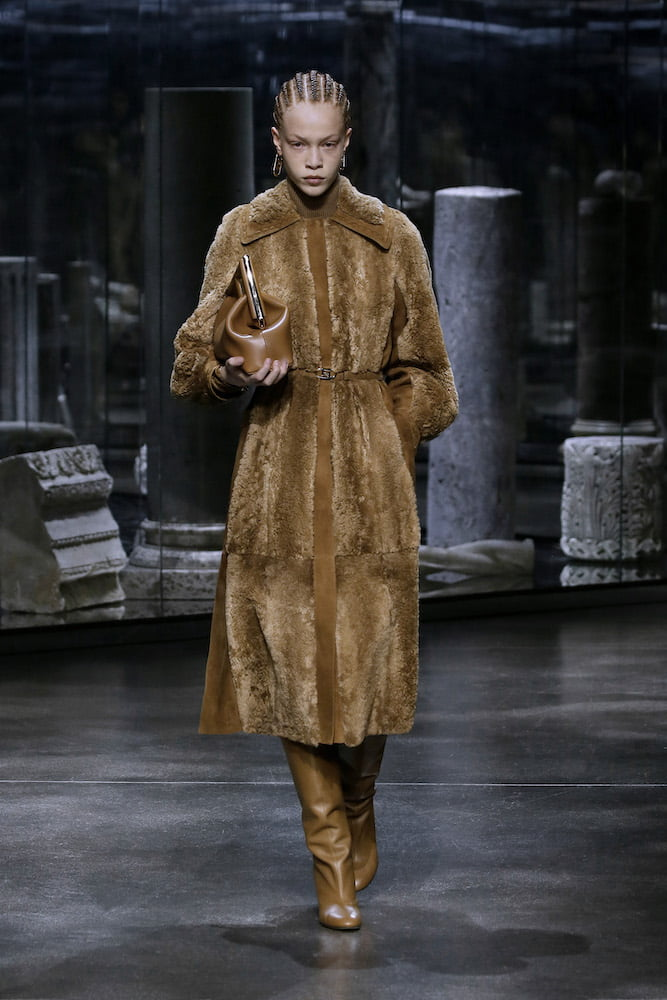 Fendi: Ready-to-wear AW21