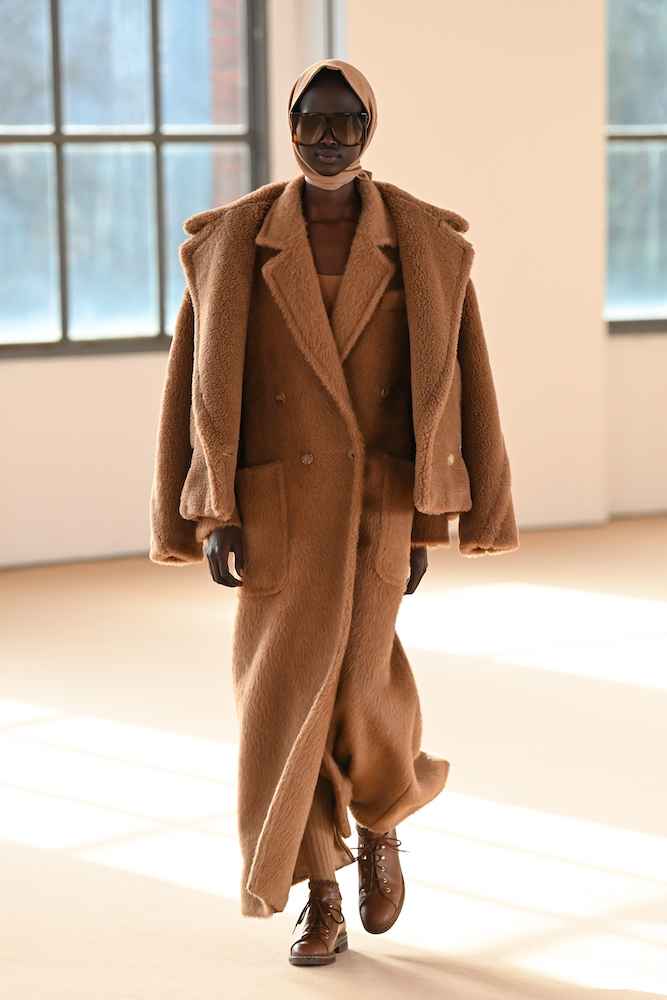 Max Mara: Ready-to-wear AW21