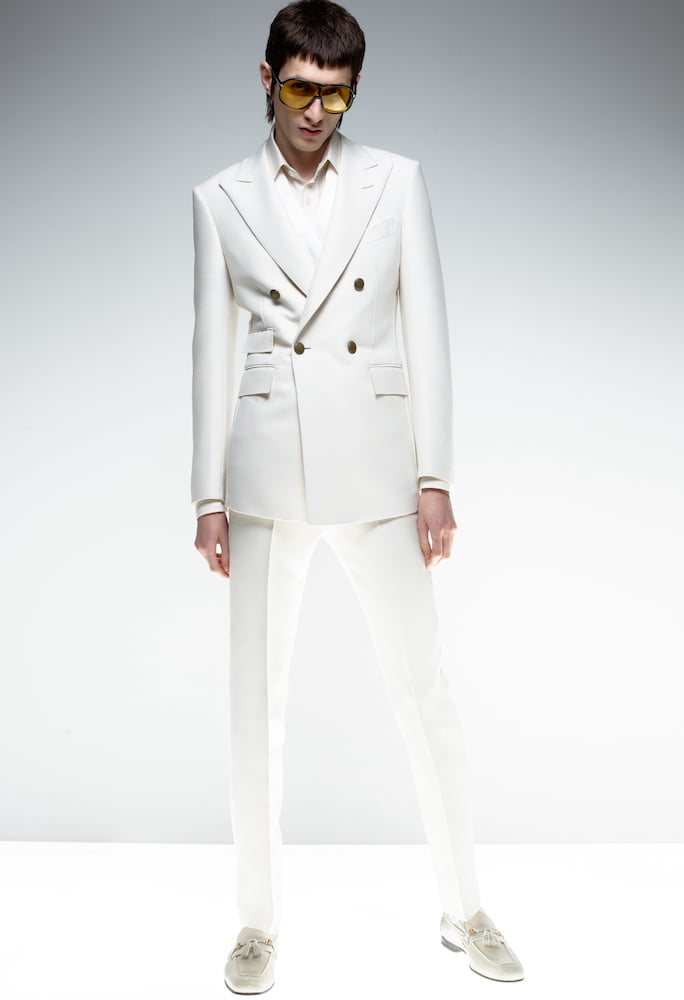 Tom Ford: Ready-to-wear AW21