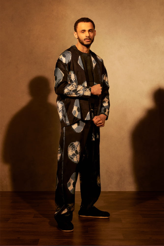 Nicholas Daley: Menswear AW21