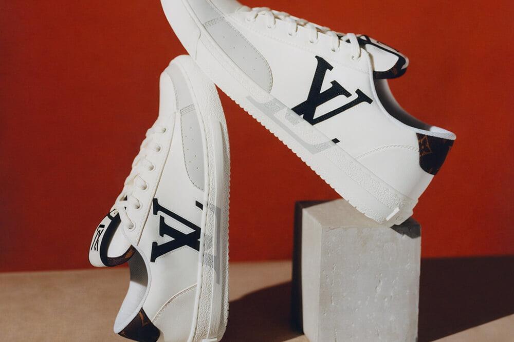 Ten Loves: Louis Vuitton Charlie Sneaker