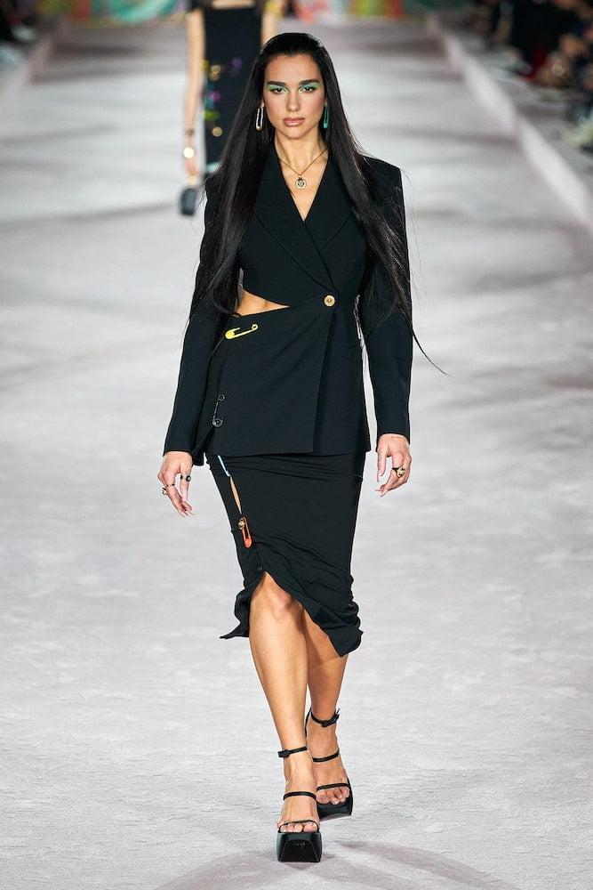 Versace: Ready-To-Wear SS22