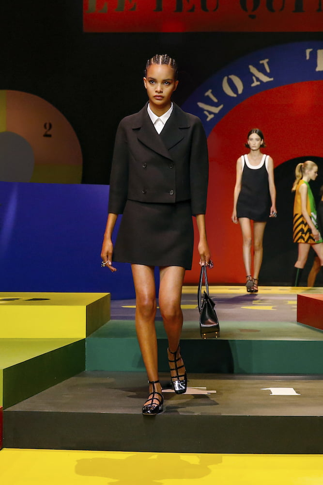Dior: Ready-To-Wear SS22