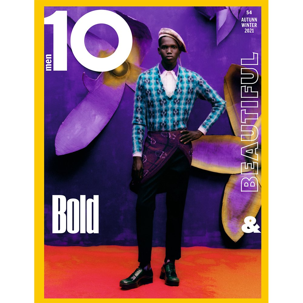 Issue 54 of 10 Men Magazine Has Arrived – Read The Editor's Letter