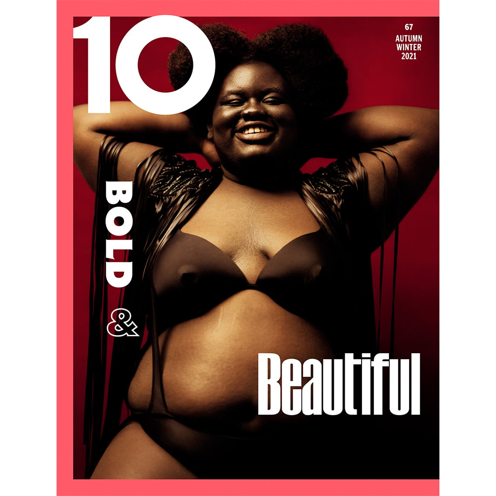 Issue 67 of 10 Magazine is Here! Read Beauty Influencer Sophi Saint Louis in Conversation with Livia Rose Johnson