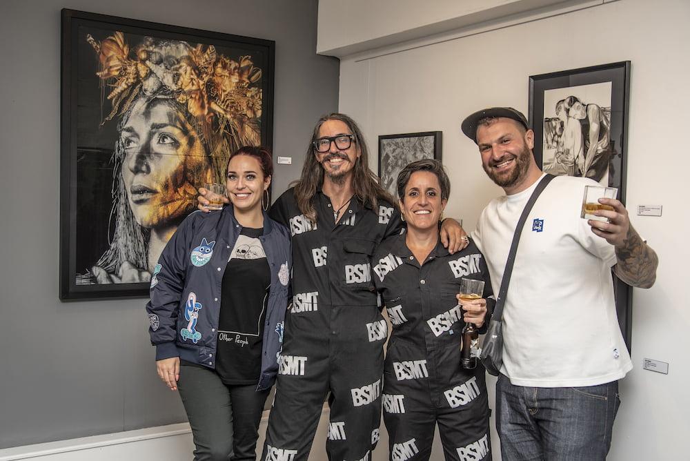 BSMT Gallery's 'Statement of Intent' Exhibition Celebrates Street Art From Around the Globe